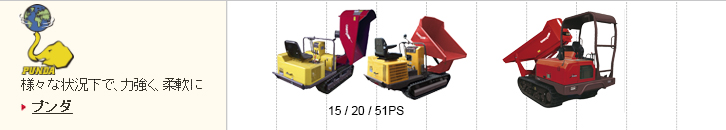 Construction Use Mini-track Carriers